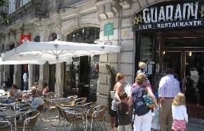 Guarany Cafe, Porto