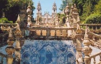 Porto daytrip - Lamego Sanctuary