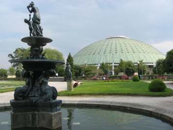 Palacio de Cristal Gardens