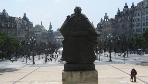 Porto (Oporto) center