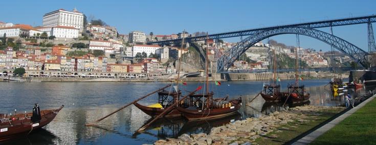 Porto (Oporto) Tourism