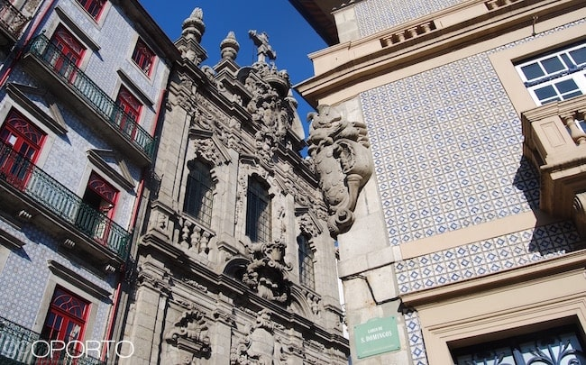 Misericórdia Church, Porto