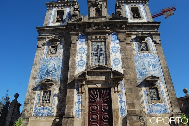 Santo Ildefonso Church, Porto